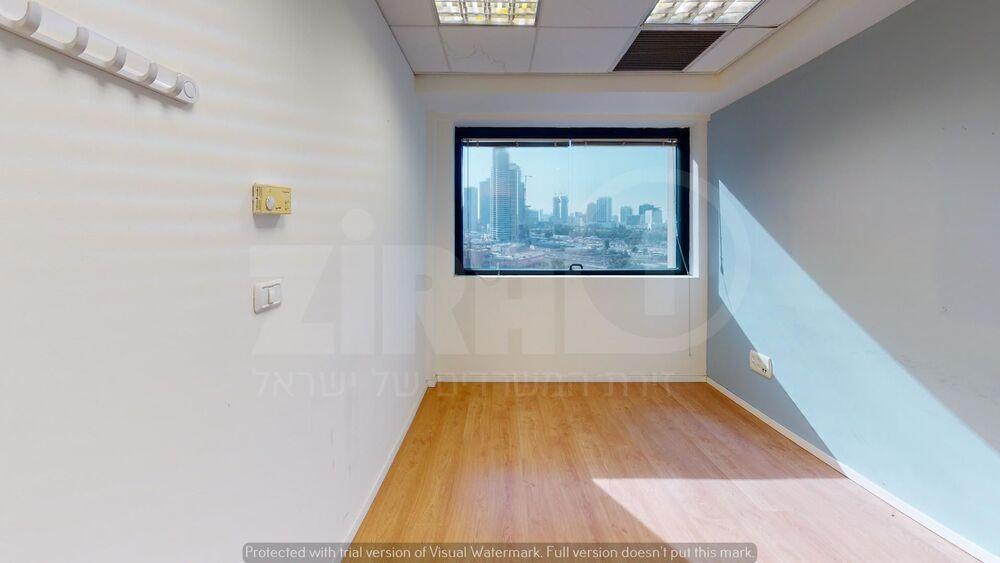 משרד בבניין מגדלי פז- 1   קומה 10   שטח 400מ״ר    תמונה #0 - 1