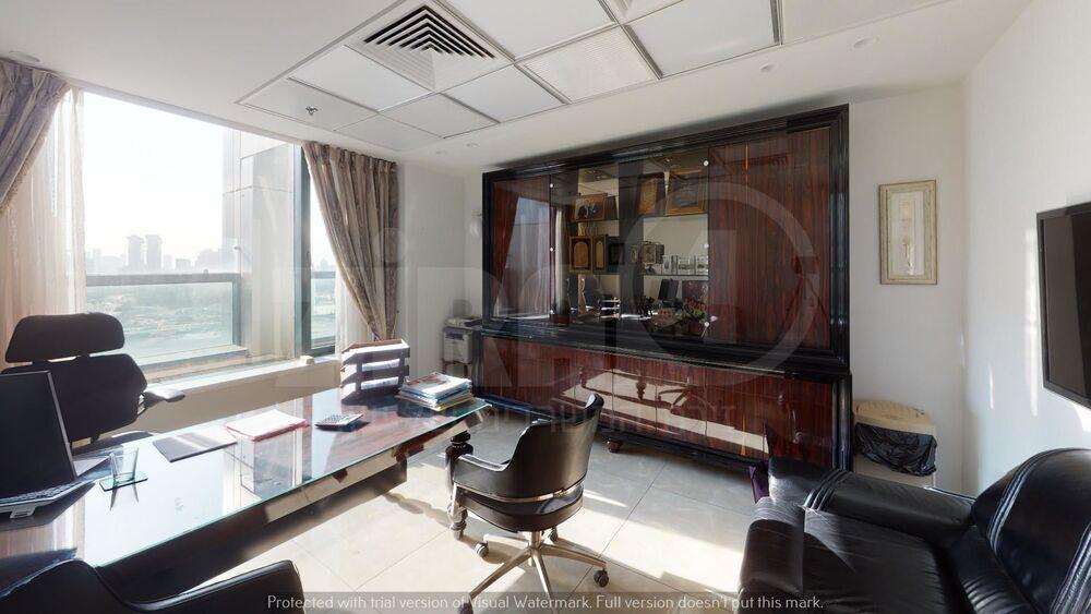 משרד בבניין מגדלי פז- 1 | קומה 19 | שטח 300מ״ר  | תמונה #0 - 1