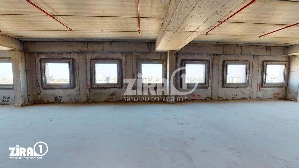 משרד בבניין בית שירה | קומה 5 | שטח 372מ״ר  | תמונה #0 - 1