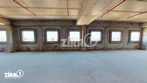 משרד בבניין בית שירה | קומה 5 | שטח 372מ״ר  | תמונה #17 - 1