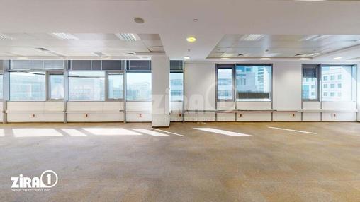 משרד בבניין מרכז גב ים הרצליה- בניין גב ים 1 | קומה 3 | שטח 1131מ״ר  | תמונה #22 - 1