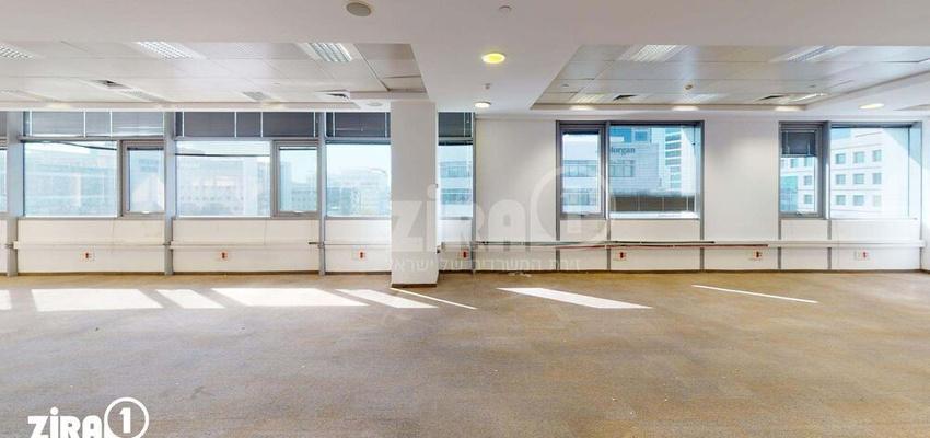 משרד בבניין מרכז גב ים הרצליה- בניין גב ים 1 | קומה 3 | שטח 1131מ״ר  | תמונה #0 - 1