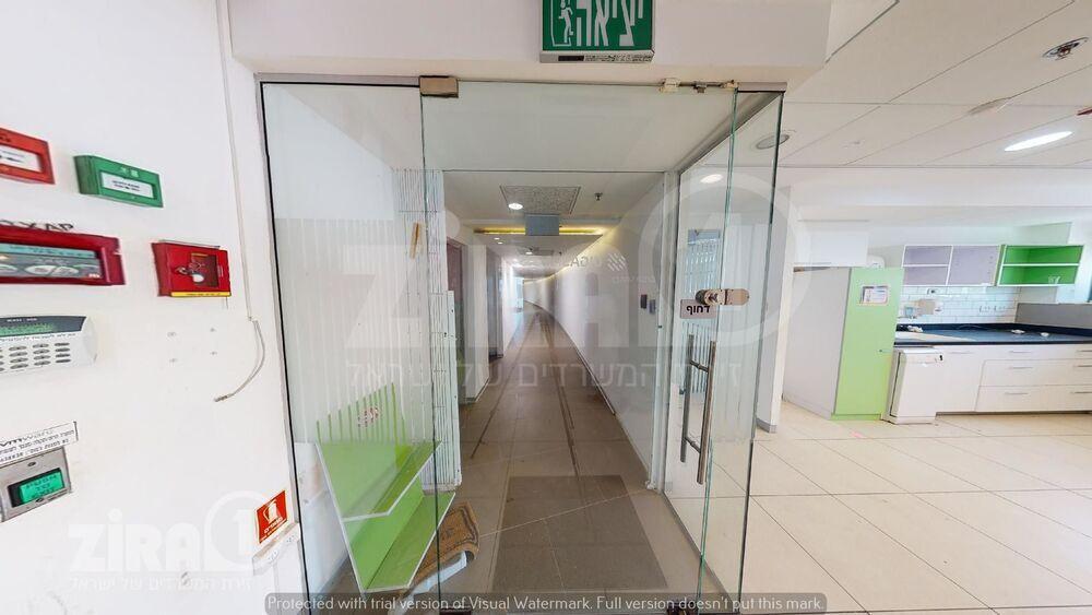 משרד בבניין  בית אמפא  -הרצליה ספיר 1 | קומה 5 | שטח 400מ״ר  | תמונה #0 - 1