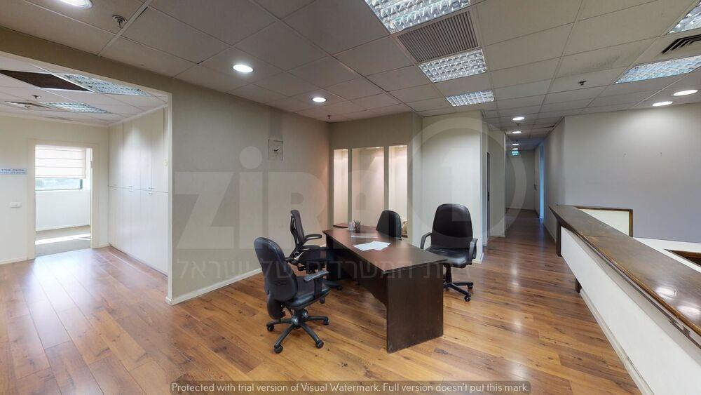 משרד בבניין מגדלי פז- 1   קומה 5   שטח 470מ״ר    תמונה #0 - 1