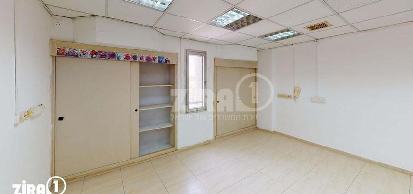 משרד בבניין בית הקרן - באר שבע | קומה 5 | שטח 80מ״ר  | תמונה #0 - 1