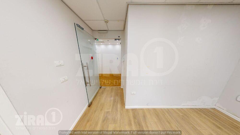 משרד בבניין מגדלי פז- 1 | קומה 8 | שטח 186מ״ר  | תמונה #0 - 1
