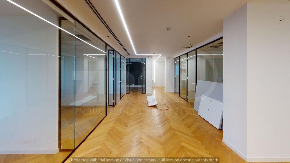 משרד בבניין מגדלי פז- 1 | קומה 8 | שטח 236מ״ר  | תמונה #0 - 1
