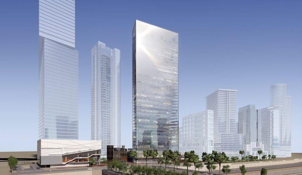 פרויקטים בהקמה עזריאלי TOWN בתל אביב יפו | רמת הבניין classA | תמונה #0 - 1