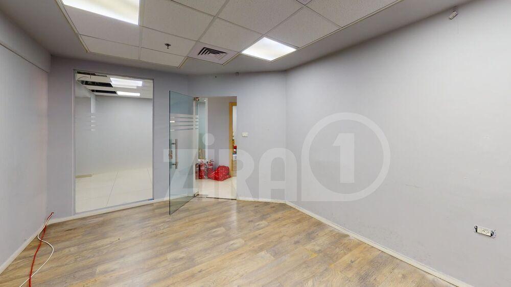 משרד בבניין REIT 1 - המלאכה 6   קומה 1   שטח 140מ״ר    תמונה #0 - 1