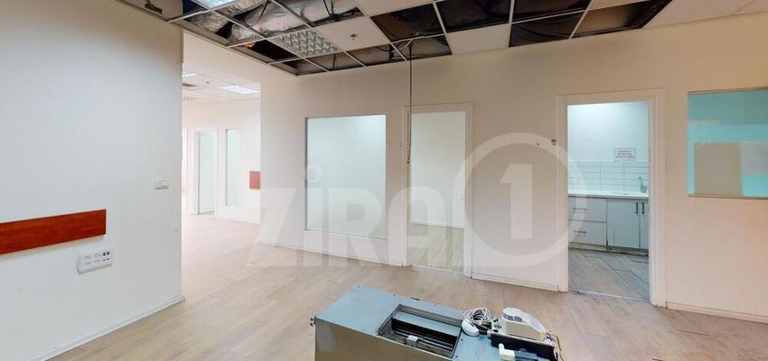 משרד בבניין REIT 1 - המלאכה 6   קומה 2   שטח 180מ״ר    תמונה #0 - 1