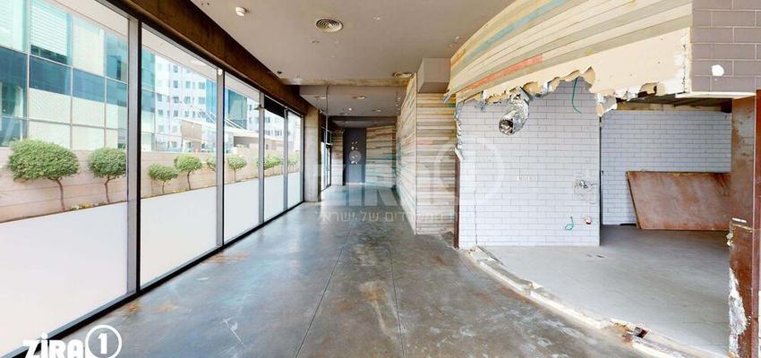 משרד בבניין הברזל 7   קומה 0   שטח 150מ״ר    תמונה #0 - 1