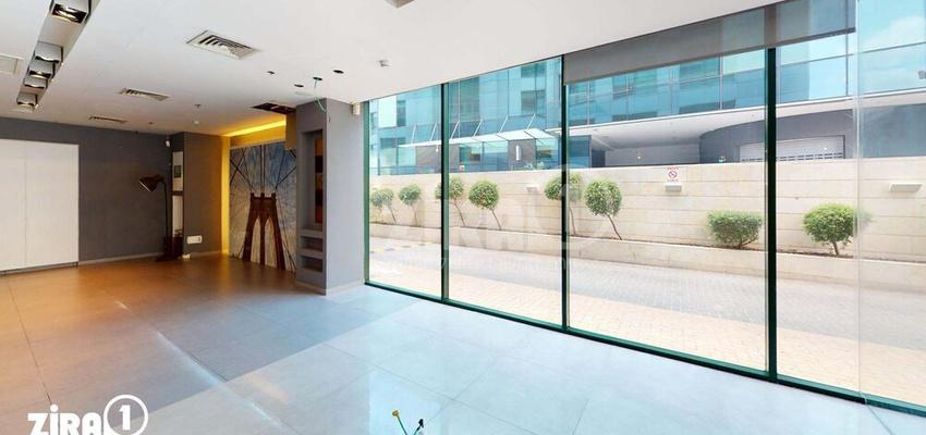 משרד בבניין הברזל 7   קומה 0   שטח 280מ״ר    תמונה #0 - 1