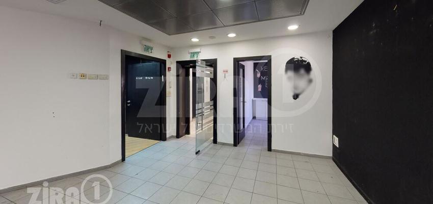משרד בבניין קרליבך 1 | קומה 7 | שטח 400מ״ר  | תמונה #0 - 1
