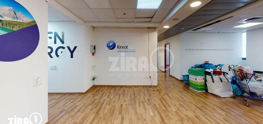 משרד בבניין הצורן 8 | קומה 1 | שטח 1100מ״ר  | תמונה #0 - 1