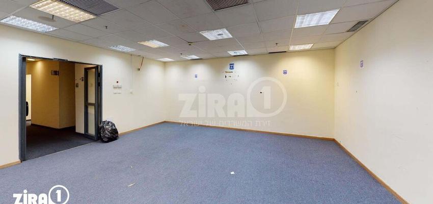 משרד בבניין הצורן 8 | קומה 1 | שטח 550מ״ר  | תמונה #0 - 1
