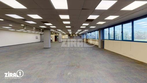 משרד בבניין הצורן 8 | קומה 1 | שטח 650מ״ר  | תמונה #5 - 1