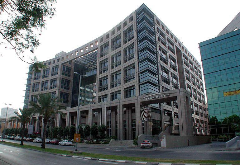 בניין מגדלי זיו- בניין D בתל אביב יפו | רמת הבניין classB | תמונה #0 - 1