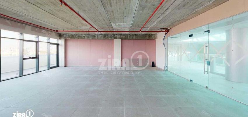 משרד בבניין מטרו וולפסון  | קומה 4 | שטח 168מ״ר  | תמונה #0 - 1