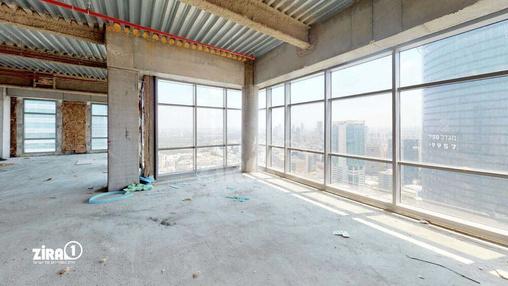 משרד בבניין בית גיבור ספורט  | קומה 32 | שטח 300מ״ר  | תמונה #17 - 1