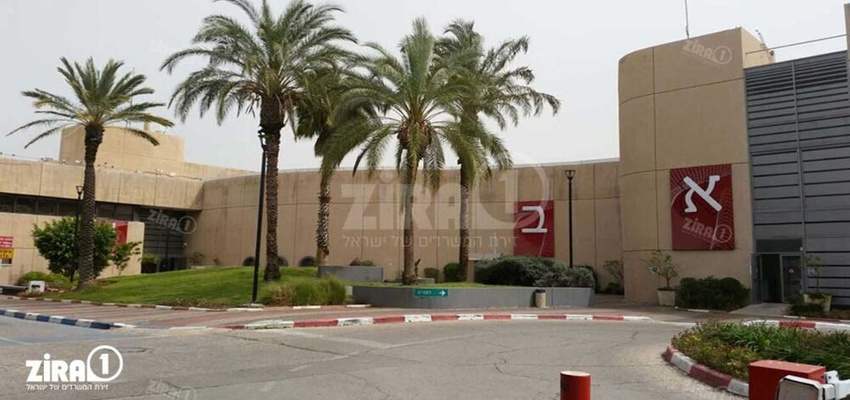 בניין H5 מרכז עסקים בחולון | רמת הבניין classB | תמונה #0 - 1