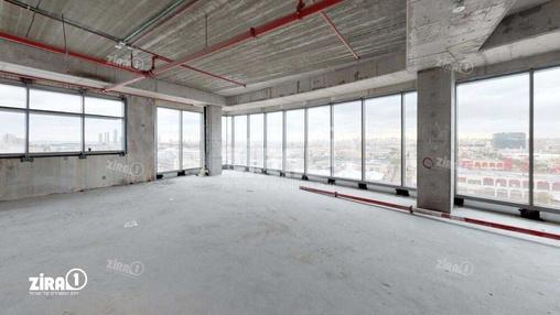 משרד בבניין בית ירון מילר | קומה 8 | שטח 395מ״ר  | תמונה #4 - 1