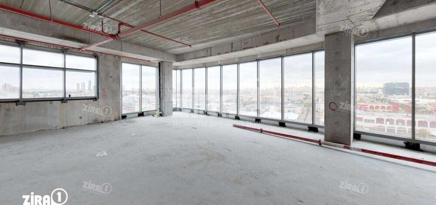 משרד בבניין בית ירון מילר   קומה 8   שטח 395מ״ר    תמונה #0 - 1
