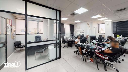 משרד בבניין יריחו 5 | קומה 2 | שטח 148מ״ר  | תמונה #0 - 1