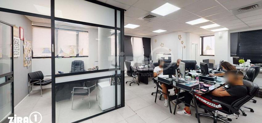 משרד בבניין יריחו 5   קומה 2   שטח 148מ״ר    תמונה #0 - 1