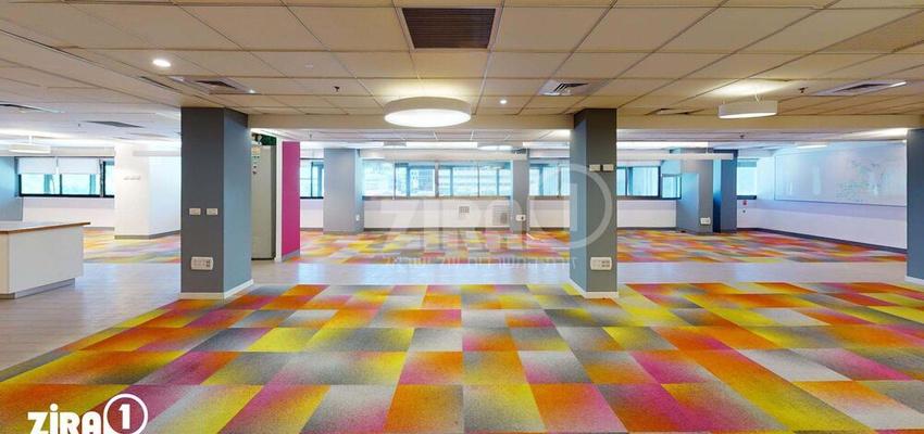 משרד בבניין מרכזים 2000   קומה 2   שטח 420מ״ר    תמונה #0 - 1