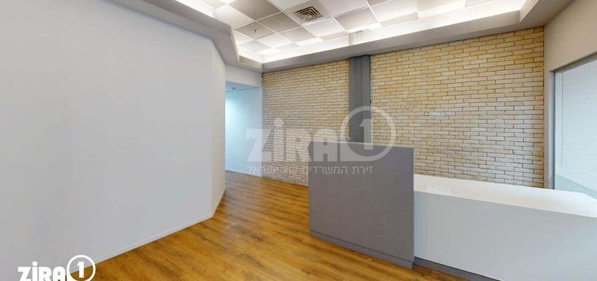 משרד בבניין מרכזים 2000 | קומה 1 | שטח 120מ״ר  | תמונה #0 - 1