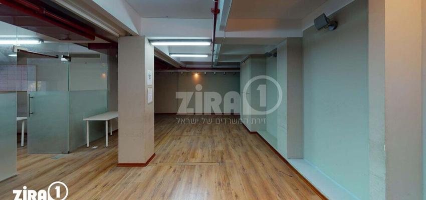 משרד בבניין מרכזים 2000   קומה 1   שטח 150מ״ר    תמונה #0 - 1