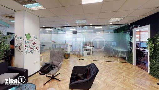 חלל עבודה הקיבוץ בבורסה ברמת גן | קומה 1 | תמונה #4 - 1