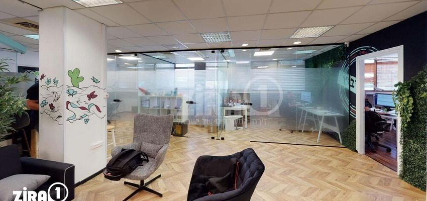 חלל עבודה הקיבוץ בבורסה ברמת גן | קומה 1 | תמונה #0 - 1