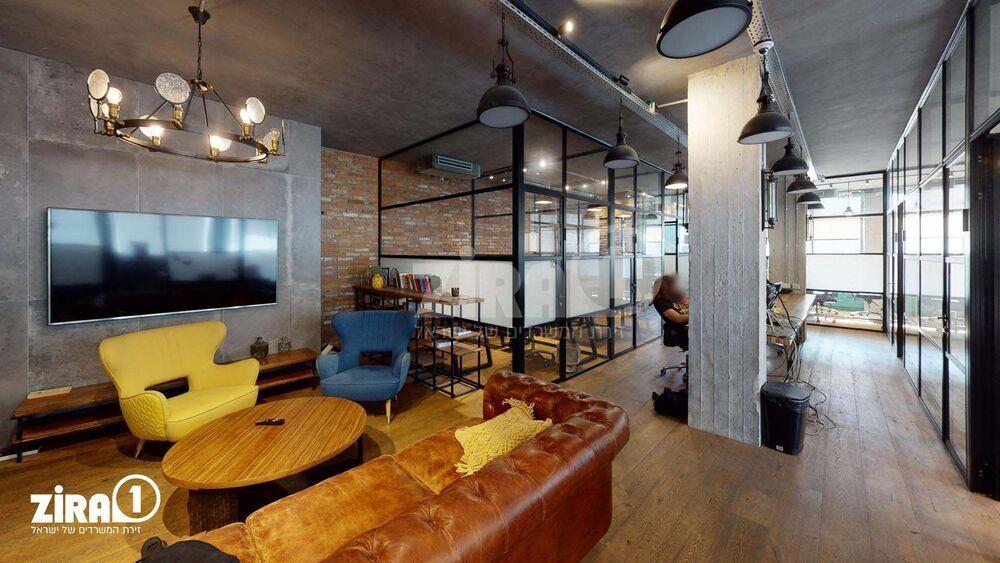 חלל עבודה: Hivey Ramat Gan ברמת גן | קומה: 2 | תמונה #4 - 1