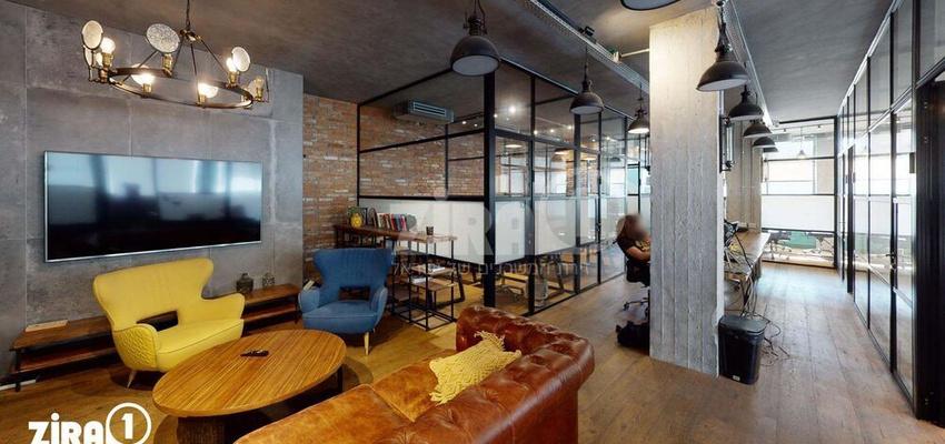 חלל עבודה Hivey Ramat Gan ברמת גן | קומה 2 | תמונה #0 - 1
