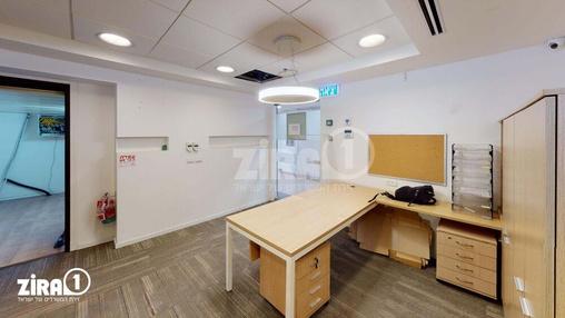 משרד בבניין בית הפעמון  | קומה 2 | שטח 280מ״ר  | תמונה #22 - 1