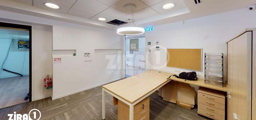 משרד בבניין בית הפעמון    קומה 1   שטח 288מ״ר    תמונה #0 - 1