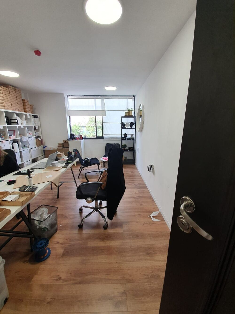 משרד בבניין בית שערי העיר | קומה 2 | שטח 30מ״ר  | תמונה #0 - 1