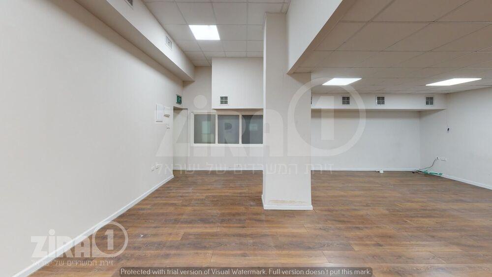 משרד בבניין חטיבה תשע 21 | קומה -1 | שטח 165מ״ר  | תמונה #0 - 1