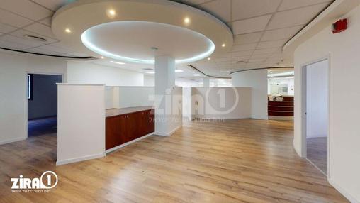 משרד בבניין פארק דניב - בית גילת 3 | קומה 2 | שטח 1383מ״ר  | תמונה #1 - 1