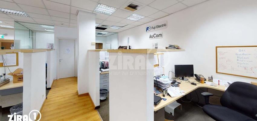 משרד בבניין פארק דניב - בית גילת 3 | קומה 3 | שטח 184מ״ר  | תמונה #0 - 1