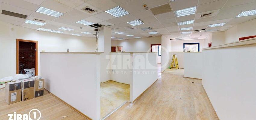 משרד בבניין פארק דניב - בית גילת 3 | קומה 3 | שטח 312מ״ר  | תמונה #0 - 1
