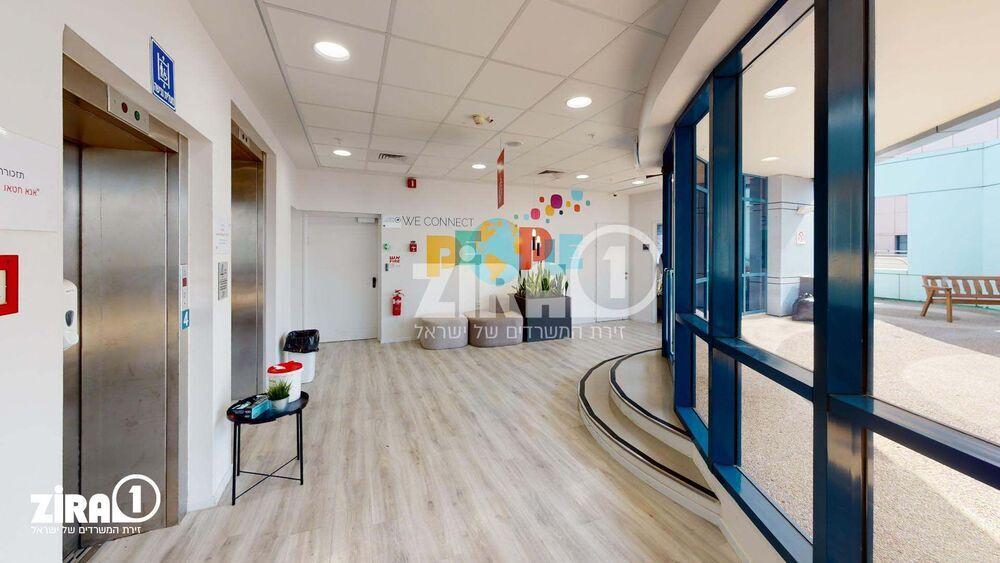 משרד בבניין פארק דניב - בית גילת 2 | קומה 4 | שטח 616מ״ר  | תמונה #0 - 1