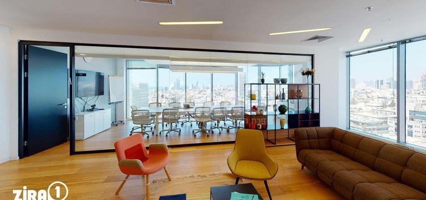 חלל עבודה Regus Tel Aviv Rothschild בתל אביב יפו | קומה 11 | תמונה #0 - 1