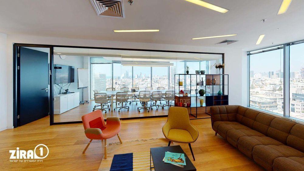 Regus Tel Aviv Rothschild | חדר ישיבות ל-  1 - 14 אנשים  | תמונה #2 - 1