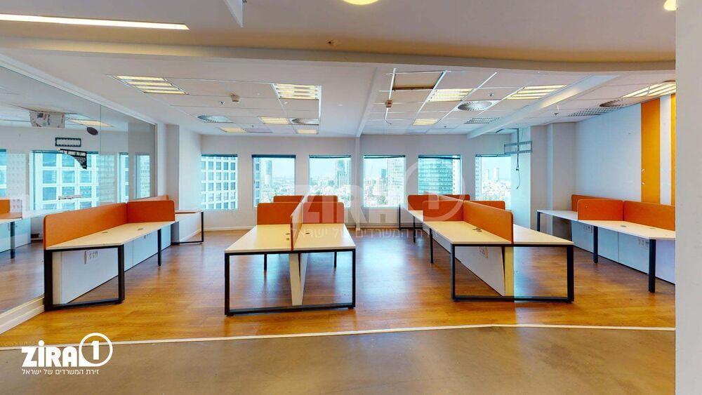 משרד בבניין בניין עזריאלי  - מגדל עגול | קומה 22 | שטח 925מ״ר  | תמונה #0 - 1