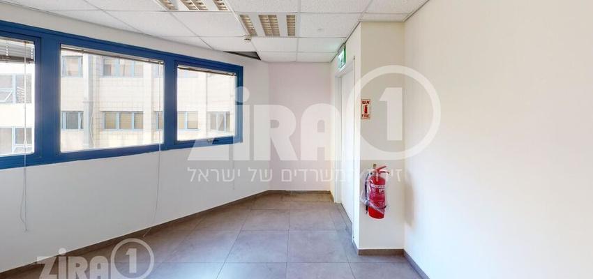 משרד בבניין בית לומיר   קומה 1   שטח 160מ״ר    תמונה #0 - 1