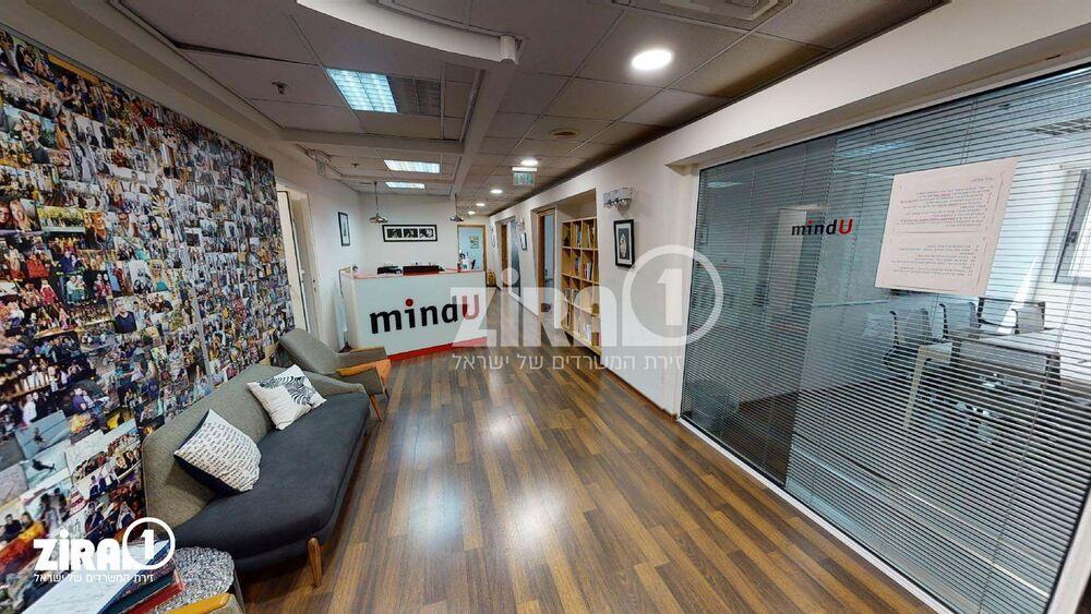משרד בבניין בית זמיר | קומה 1 | שטח 285מ״ר  | תמונה #0 - 1