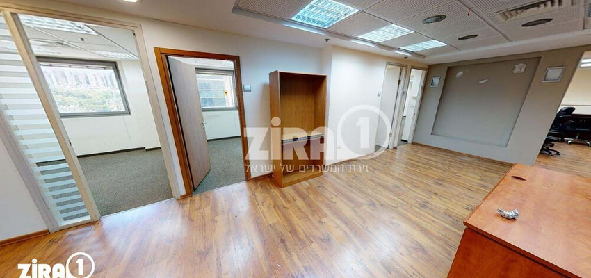 משרד בבניין בית זמיר | קומה 4 | שטח 110מ״ר  | תמונה #0 - 1