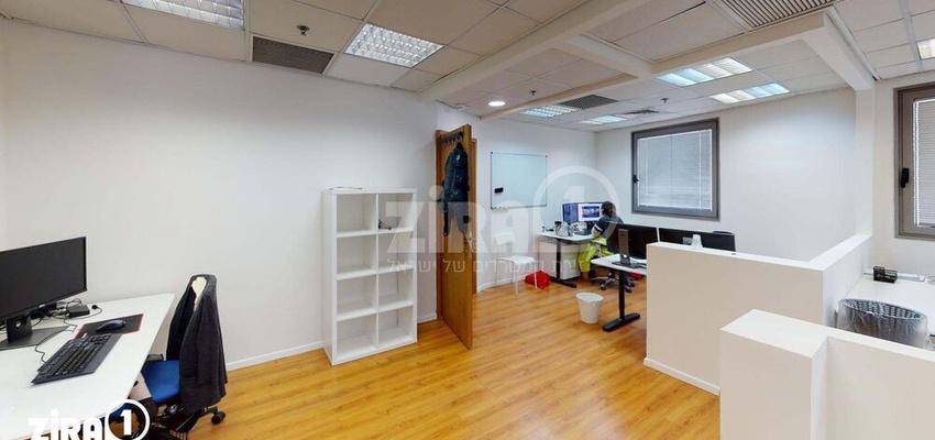 משרד בבניין בית זמיר | קומה 5 | שטח 285מ״ר  | תמונה #0 - 1